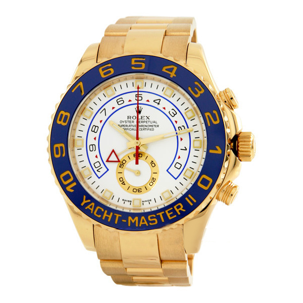 UK Replica Rolex Yacht-Master II Yellow Gold Watches