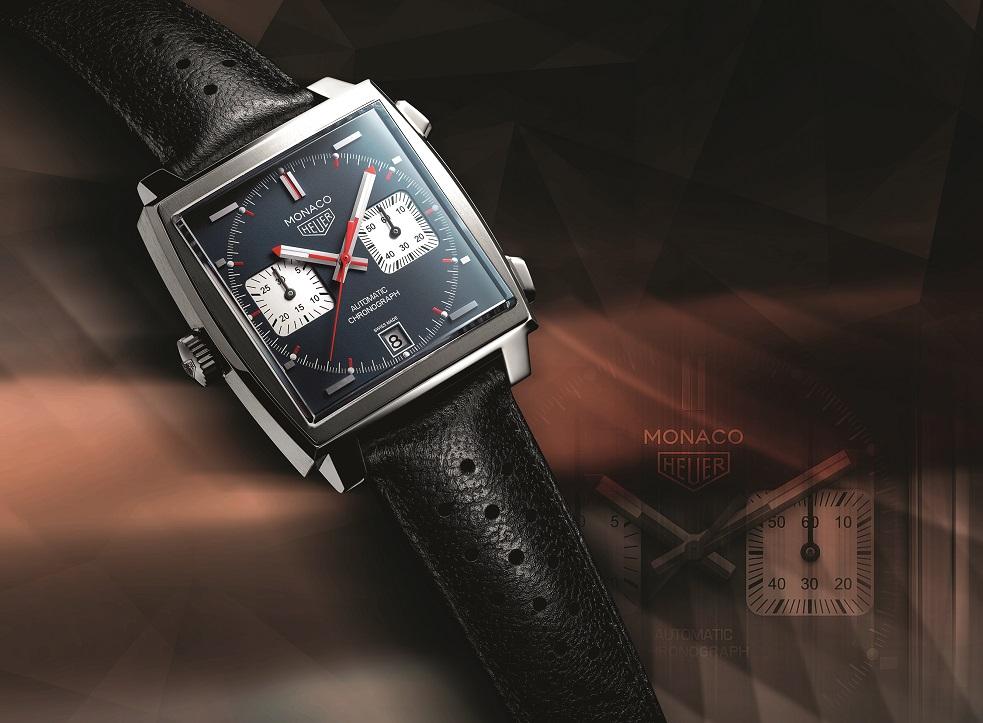 TAG Heuer Monaco Caliber 11 Chronograph