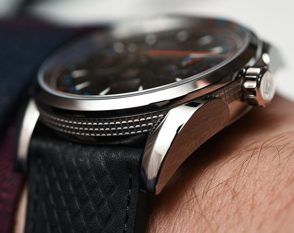 Parmigiani Fleurier Bugatti Aerolithe Performance Titanium Watch Hands-On Hands-On