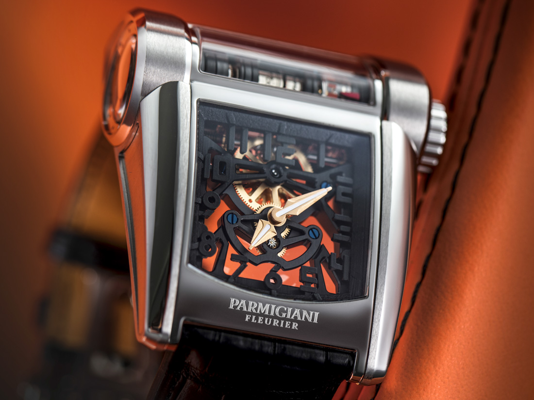 Parmigiani Fleurier Bugatti Type 390 Watch For The Bugatti Chiron Hypercar Hands-On