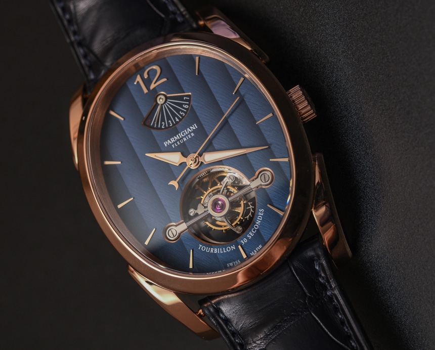 Parmigiani Fleurier Ovale XL Tourbillon Watch Hands-On Hands-On