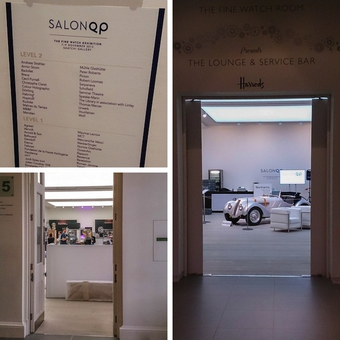 SalonQP 2013: A Most Personal Exhibition Of Fine Watches, Remarkable Brands And Astoundingly Difficult Crafts Watch Industry News