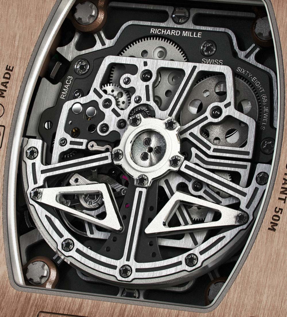 Chantilly Arts & Elegance Event With Richard Mille Watches Shows & Events