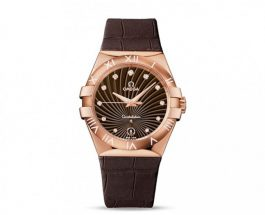 Stylized Omega Constellation 35mm Quartz  Replica Watches Recommended