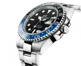 Testing Entry-Level Fake Watches from Replica Rolex Gmt Master ii Steel Watch