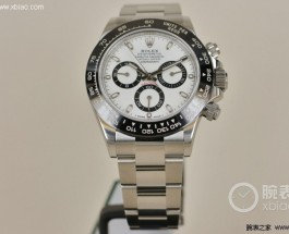Rolex Daytona Chronograph White Dial Steel Replica Watches