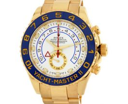 Copy Rolex Yacht-Master II Yellow Gold Watches for Sale