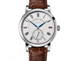 White Dial A. Lange & Söhne Richard Lange Pour Le Mérite Replica Watch