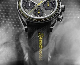 Omega Watches's legendary Speedmaster Racing Replica Watch