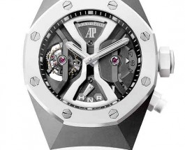 SIHH 2014 Preview: Audemars Piguet Royal Oak Concept GMT Tourbillon