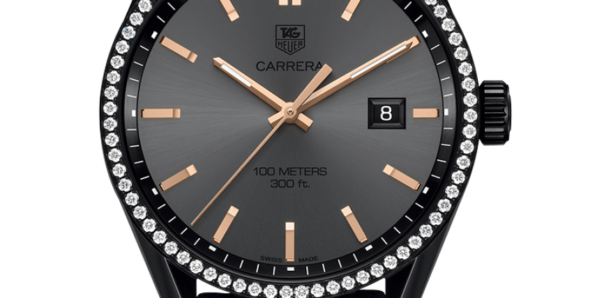Tag Heuer Carrera 41mm Cara Delevingne Special Edition Replica Watches