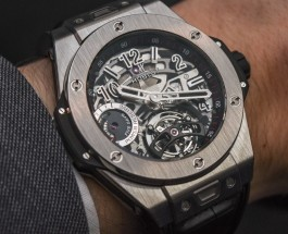 Replica Hublot Big Bang Tourbillon 5-Day Power Reserve Indicator Watch