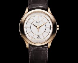 Quality Piaget Gouverneur Rose Gold Replica Watches G0A37110