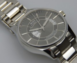 Swiss Made Replica Mido BELLUNA II Series Stainless Steel Men's Watches