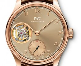 Best Quality Olive Dials IWC Portugieser Replica Watches