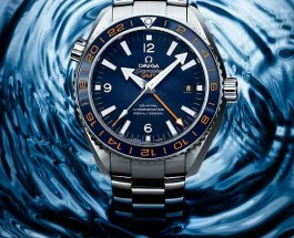 Omega's Seamaster Planet Ocean 600m Goodplanet Replica Wacth long relationship with the sea started in 1932