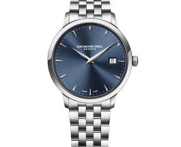 Replica Raymond Weil Toccata Quartz Stainless Steel Mens Watches UK