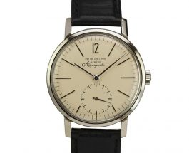 A Replica Patek Philippe Watch Reference 3417