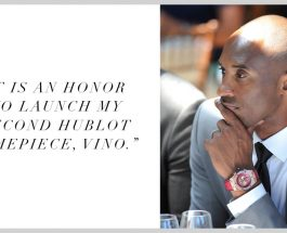 "Replica HUBLOT Big Bang UNICO Chronograph Retrograde Kobe ""Vino"" Bryant"