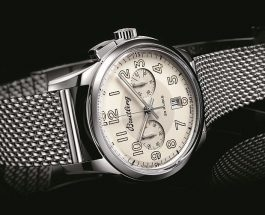 White Dial Breitling Transocean Chronograph 1915 Steel Watch Replica