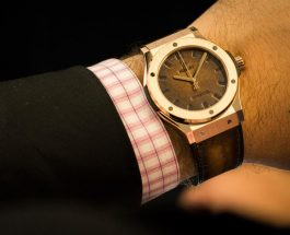 Best Quality Hublot Classic Fusion Berluti Replica Watch