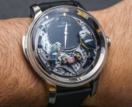 Jaquet Droz Bird Repeater Watch Revisited: A Classic Luxury Of Modern Proportions Replica Wholesale Suppliers