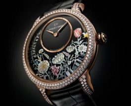 New Jaquet Droz Petite Heure Minute Thousand Year Lights Replica Watch