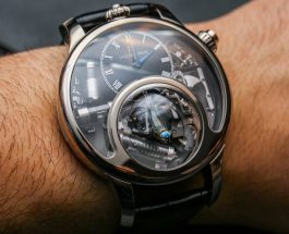 Jaquet Droz Charming Bird Final Version Watch Hands-On With Singing Bellows Replica Wholesale
