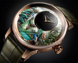 Jaquet Droz Tropical Bird Repeater Watch Replica Watches Young Professional
