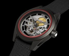 Swiss 7750 Valjoux Montblanc TimeWalker Pythagore Ultra-Light Concept Replica Watches Young Professional