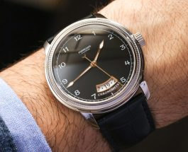 Luxury Parmigiani Fleurier Toric Chronometre Watch Hands-On Replica Watches Buy Online