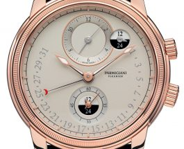 How To Buy Parmigiani Toric Hémisphères Rétrograde Watch Replica Watches Essentials