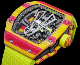 Replica Buying Guide Richard Mille RM 27-03 Rafael Nadal Watch With A Tourbillon To Withstand 10,000 G's