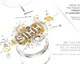 Replica Wholesale Suppliers SIHH 2018 Much More Importantly  Than Ever & Will Feature Public Day