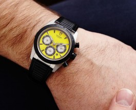 42mm Tudor Fastrider Chronograph Replica Watch