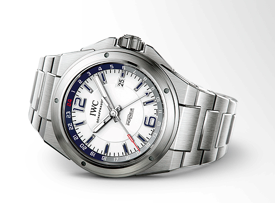 A Look At Two Recently Introduced IWC Fake Watches Ingenieur Dual Time Watches