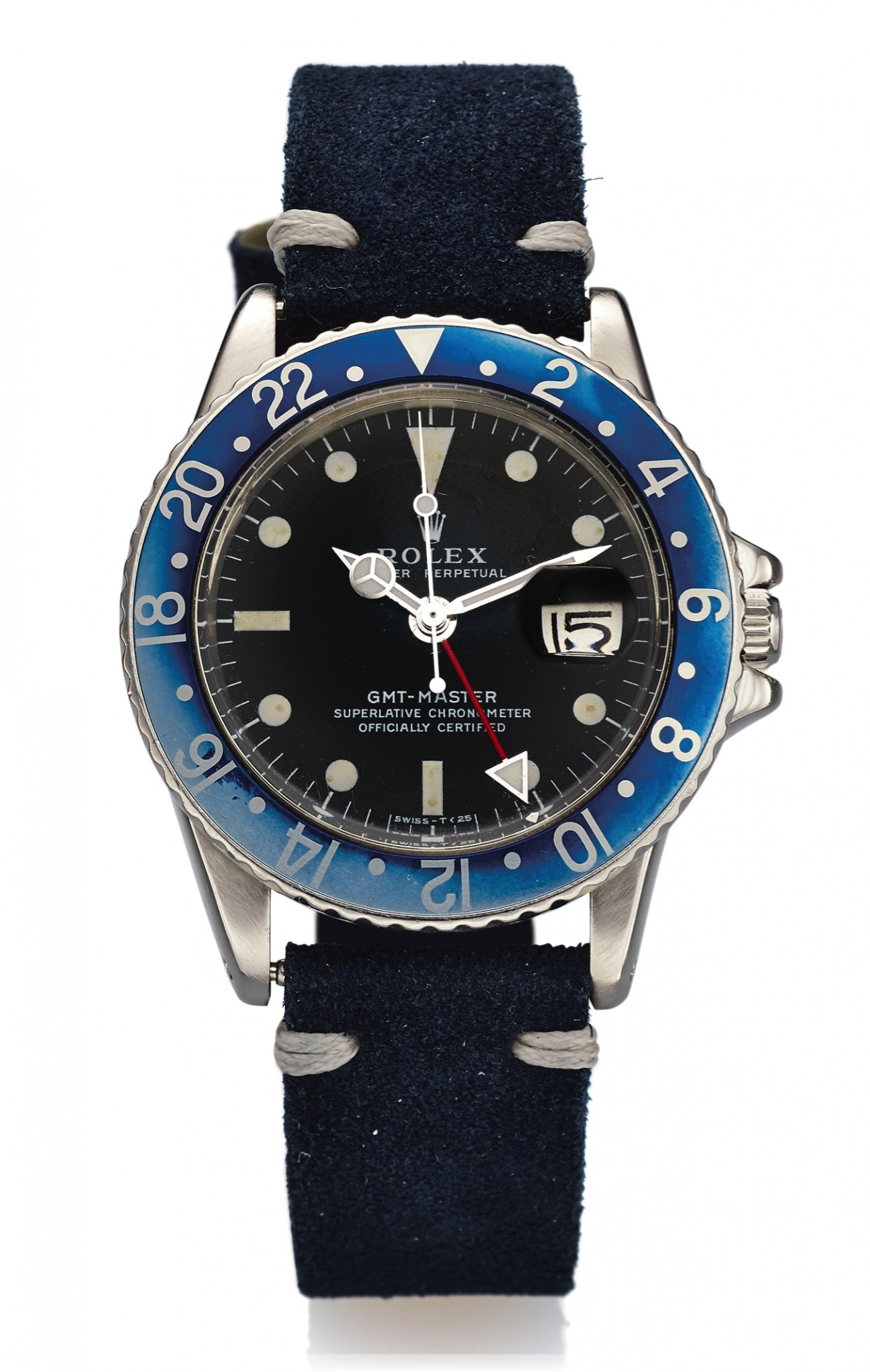 AN ULTRA-RARE ROLEX REPLICA GMT MASTER TO BE AUCTIONED OFF