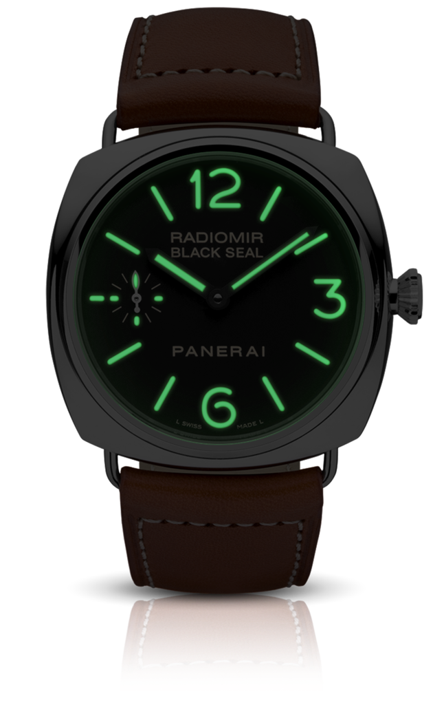 Copy Panerai Radiomir Black Seal Ceramic 45MM Watches