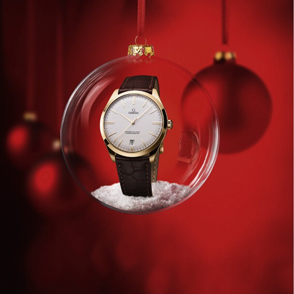 Omega replica watches for Holiday Gift