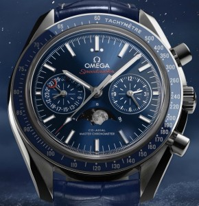About Omega speedmaster moonphase chronograph master chronometer replica watches