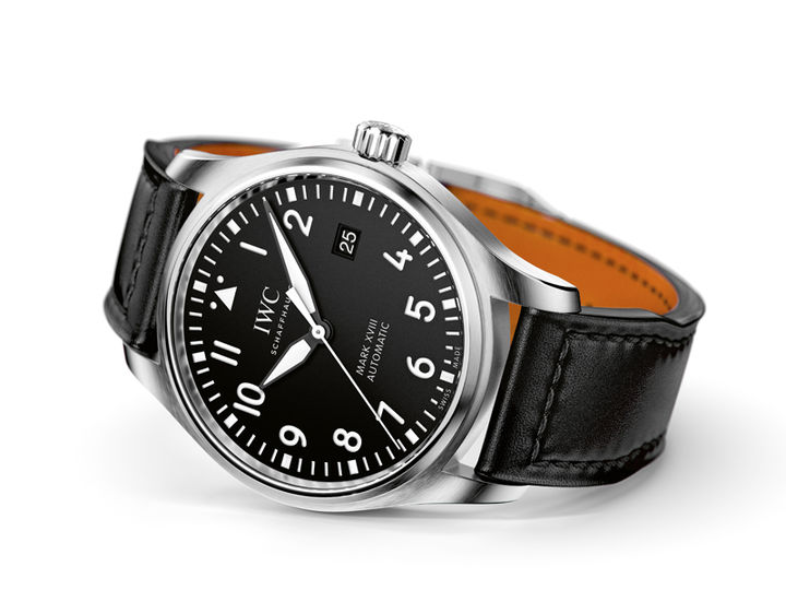 Gorgeous IWC Copy Pilot's Watches Mark XVIII Steel Watch For Men