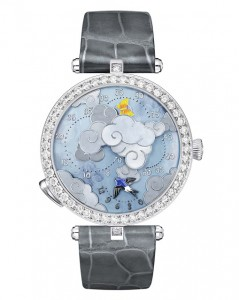 Van Cleef Arpels Lady Arpels Ronde des Papillons Fake Watches for Women