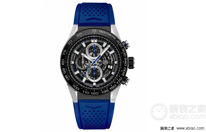 TAG HEUER Carrera HEUER-01 chronograph replica watch