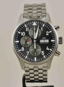 Buy IWC Chronograph Replica Watches Online
