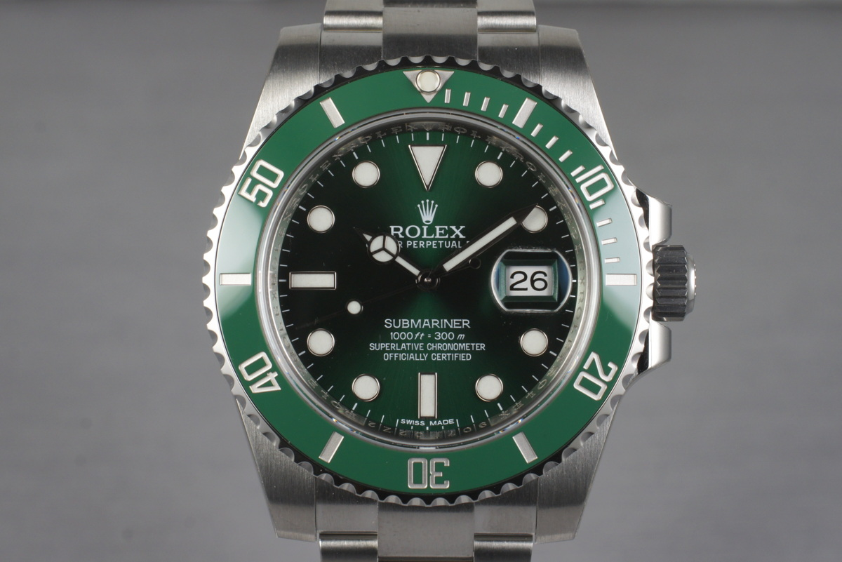 Best Quality Rolex Submariner Date Replica Watch ref. 116610LV