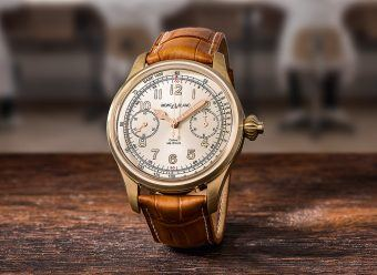 High Grade Montblanc Introduces New Bronze Watches Into 1858 Collection Replica Wholesale Suppliers