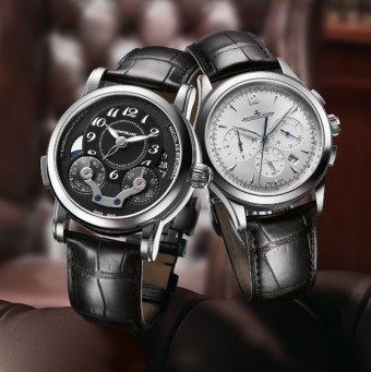 Best Place To Buy Gentlemen's Wager: Jaeger-LeCoultre Master Chronograph vs. Montblanc Rieussec Eta Movement Replica Watches