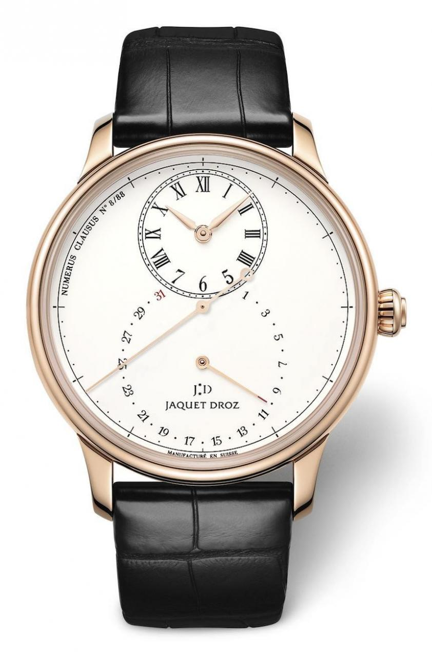 Jaquet Droz Grande Seconde Deadbeat Watch Replica Expensive
