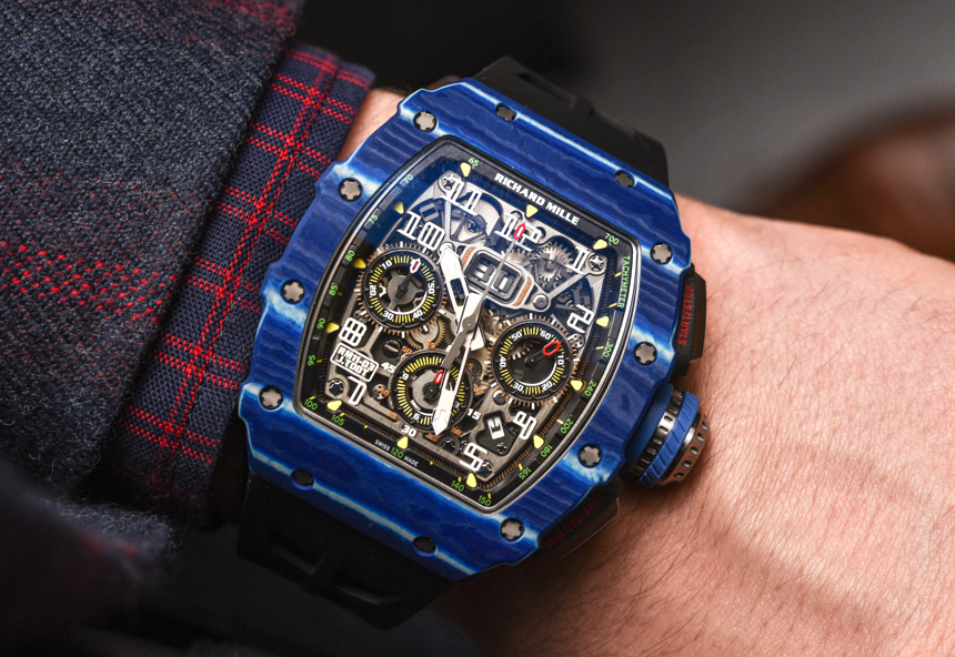 Replica Wholesale Suppliers Richard Mille RM 11-03 Jean Todt 50th Anniversary Watch Hands-On